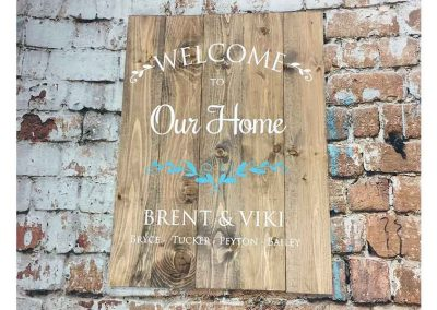 welcome-to-our-home-family-sign