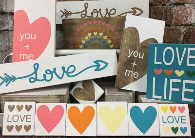 Love Life - Feb 2017 Make and Take
