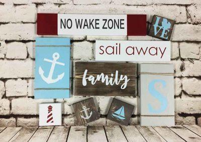 Sail Away- August 2017