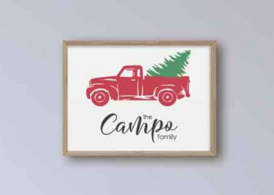 Campo Family Truck