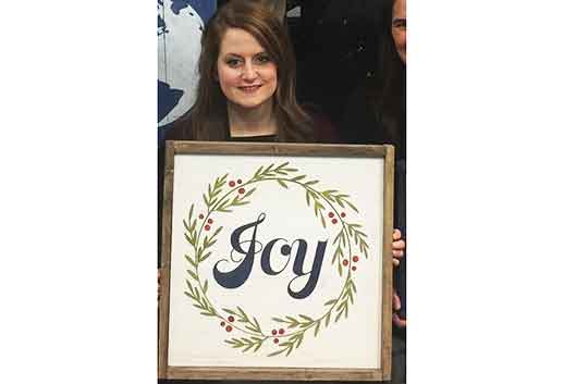 wood sign painting workshops