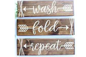 wash fold repeat
