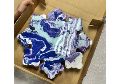 Paint pour classes in traverse city